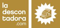 La Descontadora – Entradas con descuento, Conciertos, Espectáculos, Teatro, Musicales, Infantiles . Logo