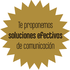 Te proponemos soluciones efectivas de comunicación