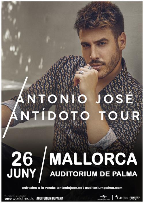 Antonio José Antídoto Tour