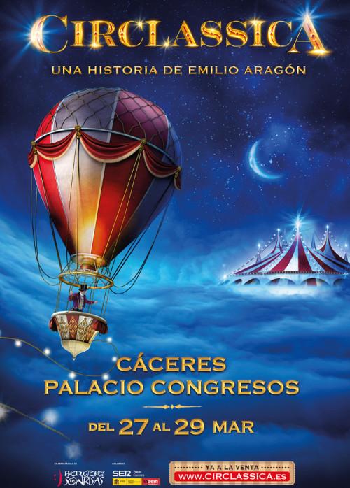 Gran espectáculo de Circo de Emilio Aragón
