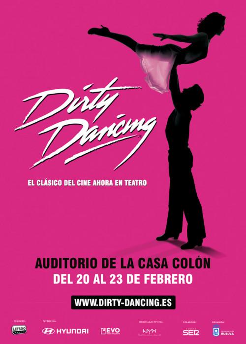 Musical Dirty Dancing mítica banda sonora y bailes sensuales
