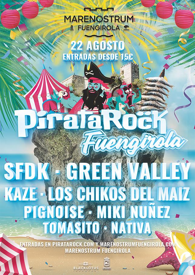 El mejor Festival de rock, hip hop y mestizaje