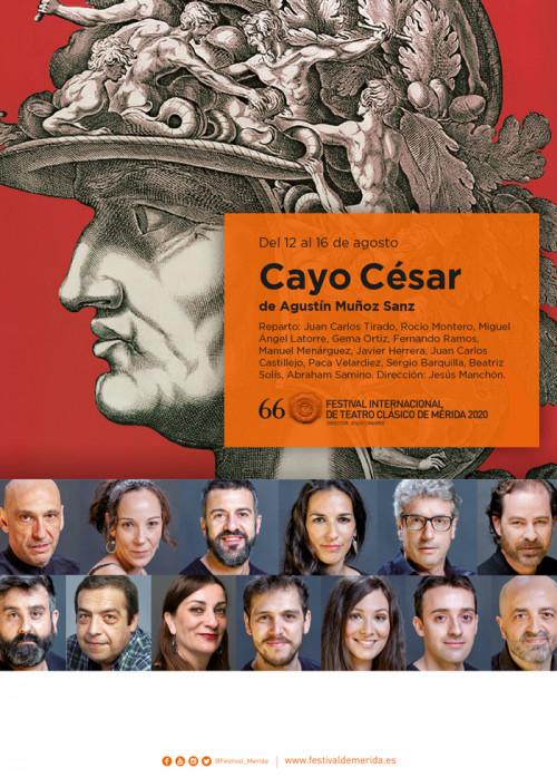 Entradas Teatro Clásico Cayo César