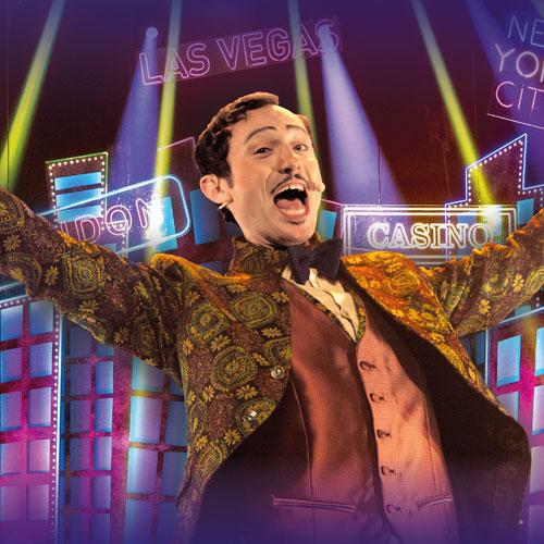 Gran espectáculo de Circo
